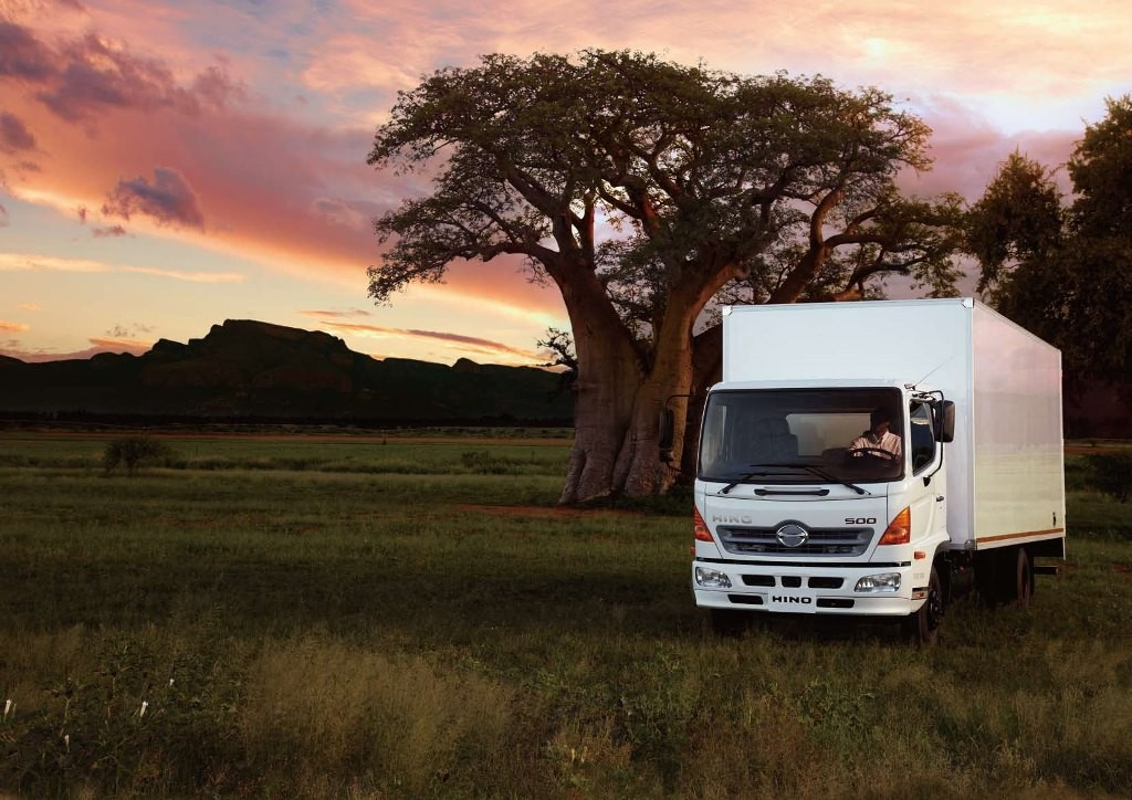 Hino Medium Duty Trucks 500 Series Autoplaza Sa